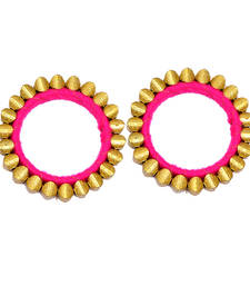 Buy Pinki Thread Designer Bangle bangles-and-bracelet online