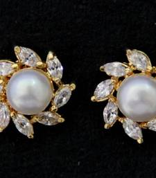 Buy BEAUTIFUL SMALL REAL PEARLS TOPS eid-jewellery online