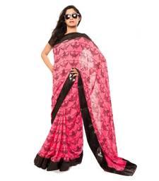 Buy Gypsy-print Saree georgette-saree online