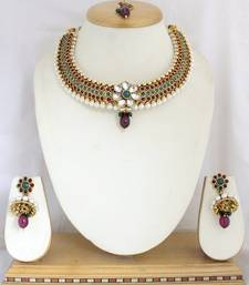 Buy Antique Sets  necklace-set online
