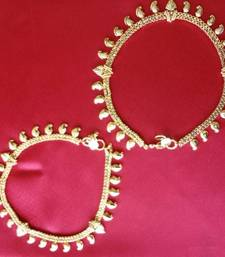 Buy Mango design Payal anklet online