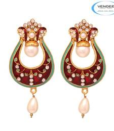 Buy Vendee Fashion Eye-catchy Earrings Jewelry (7923) danglers-drop online