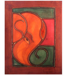 Buy Antique ganesha painting 05 painting online