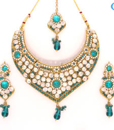 Buy Victorian diamond necklace jewelry Necklace online