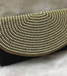 Buy BEAUTIFUL PEARL ZIRCON WORK SLING sling-bag online