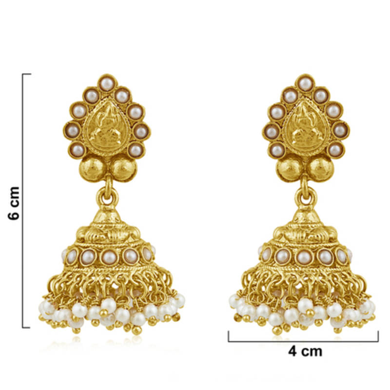 Buy best selling gold plated earring online for Best place to sell jewelry online