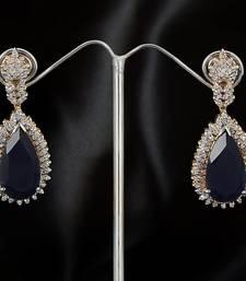 Buy Design no. 3 B.1337....Rs. 2650 Earring online