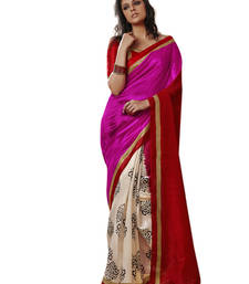 Buy Pavecha's Super Georgette Saree - MK19017 georgette-saree online