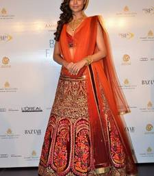 Buy Bollywood Esha Gupta Bridal Lehenga eid-sarees-dress online