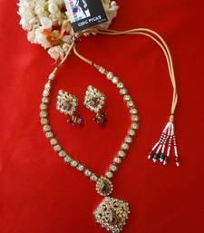 Buy Designer Kundan Delight necklace-set online
