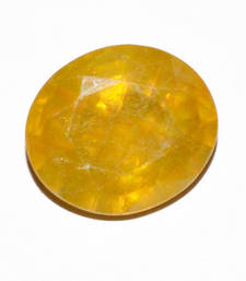 Buy 4.55 ct Yellow Sapphire loose-gemstone online