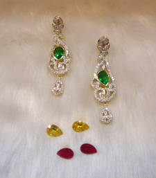 Buy Design no. 1.2039....Rs. 2450 Earring online