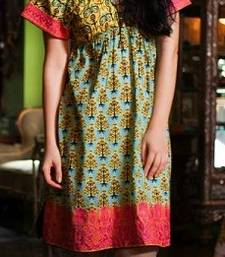Buy Pakistani Firdous Lawn Kurti dress online