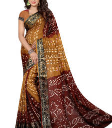 Buy Maroon hand woven jacquard saree With Blouse jacquard-saree online