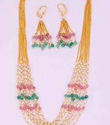 Buy Design no. 38.958....Rs. 800 necklace-set online