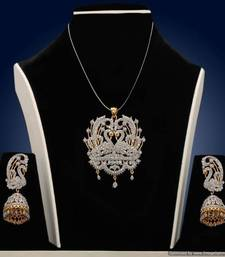 Buy Design no. 13B.1800....Rs. 6500 Pendant online