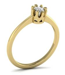 Buy Real Diamond Gold Ring engagement-ring online