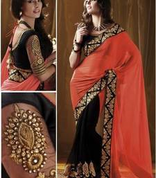 Buy Nakashi saree georgette-saree online