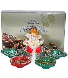 Buy Cadbury Rich Dry Fruits with Diwali combo diwali-chocolate online