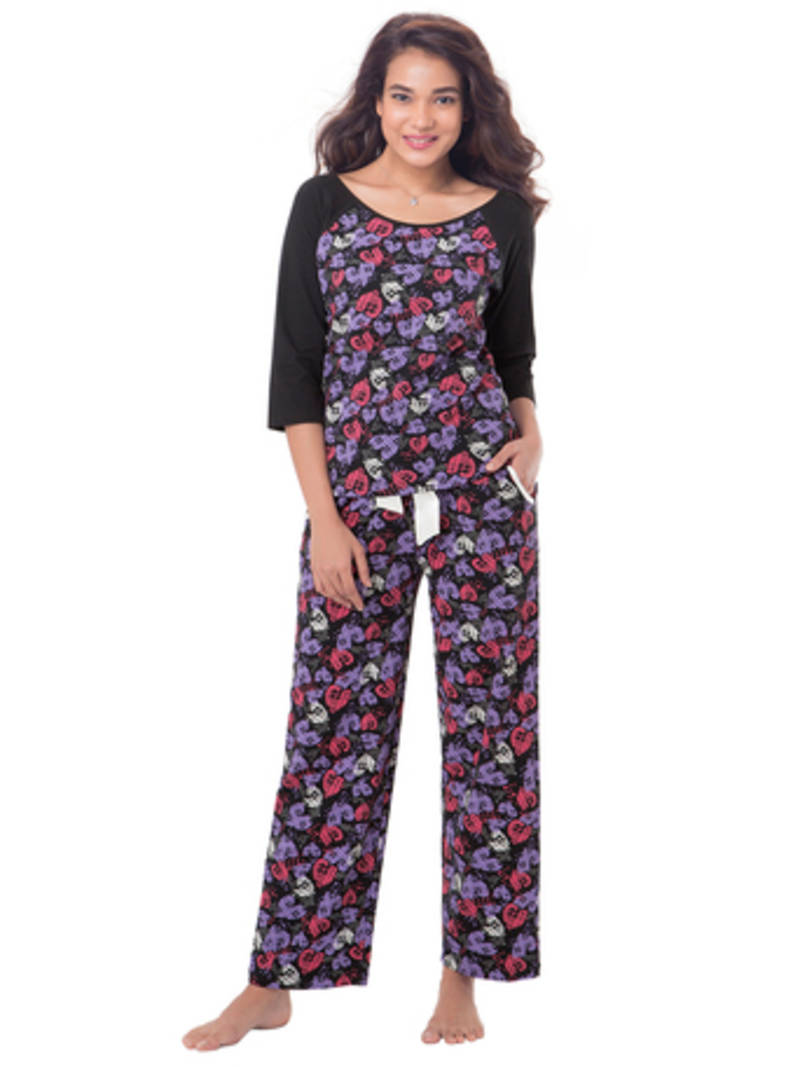 Buy Pyjama Set & Loungewear for Women online at funon.ml Select from the best range of Ladies Nightwear Pyjamas & Cotton Loungewear online at best price. Fast Delivery.
