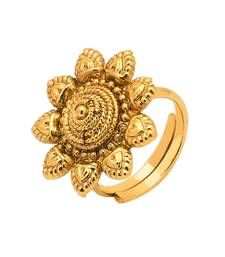 Buy Gold gold_plating rings Ring online