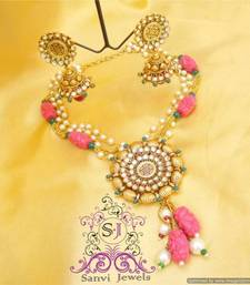 Buy Gorgeous Royal Necklace Set  necklace-set online