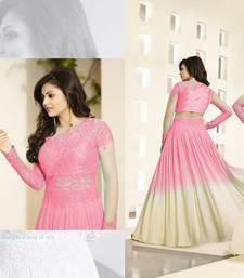 Buy Partywear Bollywood Designer Gown party-wear-gown online