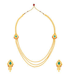 Buy Kundans jewellery sets kundan stone necklace set bridal jewellery necklace-set online
