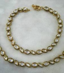 Buy Royal Designer Ethnic Collection No. 0189 anklet online