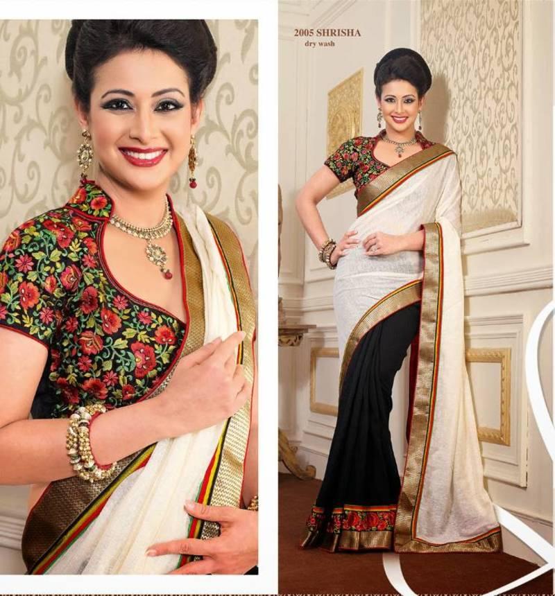 Buy Fabulous Preeti Jhangiani Designer Beautiful Cotton