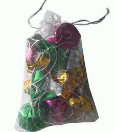 Buy Homemade chocolates white chocolate pouch new-year-gift online