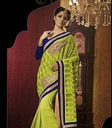Buy Fashion Saree velvet-saree online
