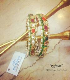 "Buy Raftar Bangle - 2-8"" size  bangles-and-bracelet online"