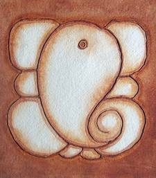 Buy Abstract ganesha painting 06 painting online