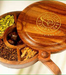 Buy Holy lama naturals spice box gift of spices (large) masala-spice-mix online