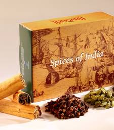 Buy Flavourit gift box in ( unique whole spices in a box) masala-spice-mix online