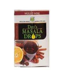 Buy Deo's masala drops mulled wine (ml) masala-spice-mix online