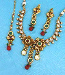 Buy fusionsetno431 necklace-set online