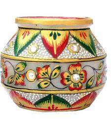 Buy Chitrahandicraft Marble Pot other-home-accessory online