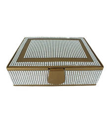 Buy Goldencollections Gold Jewellery Box jewellery-box online
