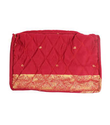 Buy Goldencollections Jewellery Pouch Marron jewellery-box online