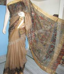 Buy Pen Kalamakri saree kalamkari-saree online