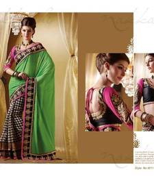 Buy elegance Collection 4011 party-wear-saree online