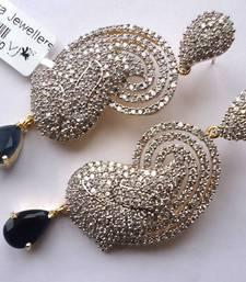 Buy Vatika AD Earrings - DSC04718 danglers-drop online