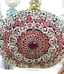 Buy Royal Designer Ethnic Collection clutch online