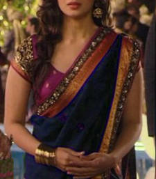 Buy Alia Bhatt indian traditional bollywood saree, designer saree, party wear saree, facny saree. other-actress-saree online