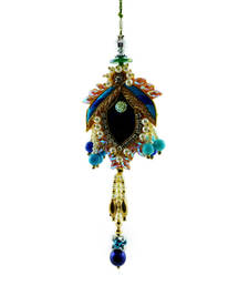 Buy Peacock Lumba Rakhi gifts-for-brother online