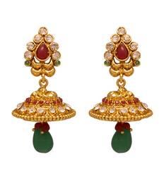 Buy Vendee Fashion New Arrival Jhumki 8169 Earring online