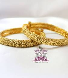 Buy Gold Look Bangle bangles-and-bracelet online