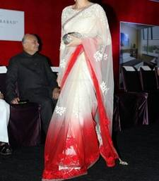 Buy Sri Devi Red Beige Saree sridevi-saree online